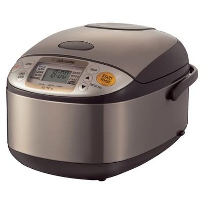 Zojirushi Micom Rice Cooker and Warmer - 5.5 cups