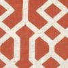 Grayson Trellis Room Darkening Window Curtain Panel - Elrene Home Fashions - image 4 of 4