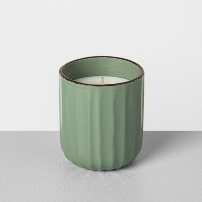 Container Candle Sugared Birch - Hearth & Hand™ with Magnolia
