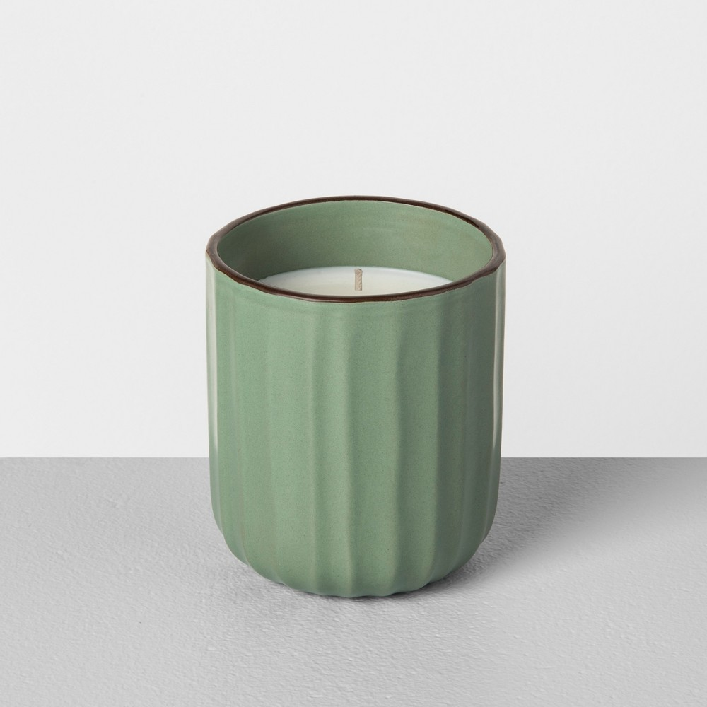 Container Candle Sugared Birch - Hearth & Hand with Magnolia