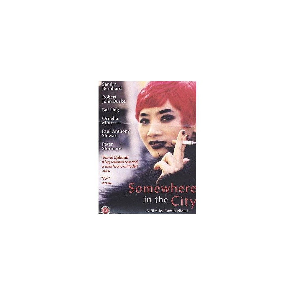 Somewhere In The City (Dvd)