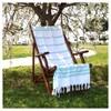 Herringbone Pestemal Beach Towels - Linum Home Textiles® - image 4 of 4