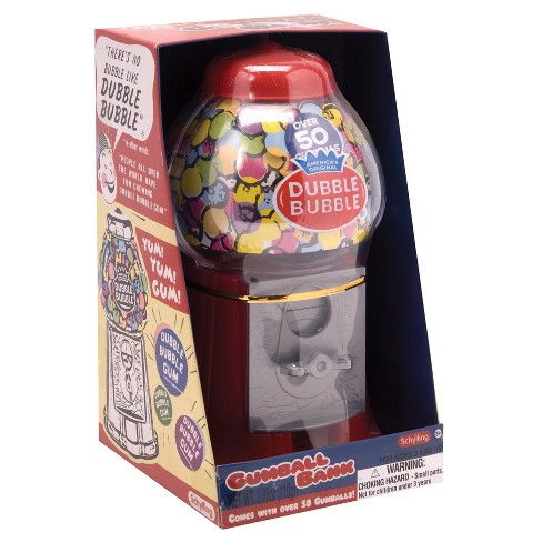 Schylling Classic Dubble Bubble Gumball Coin Bank - image 1 of 1