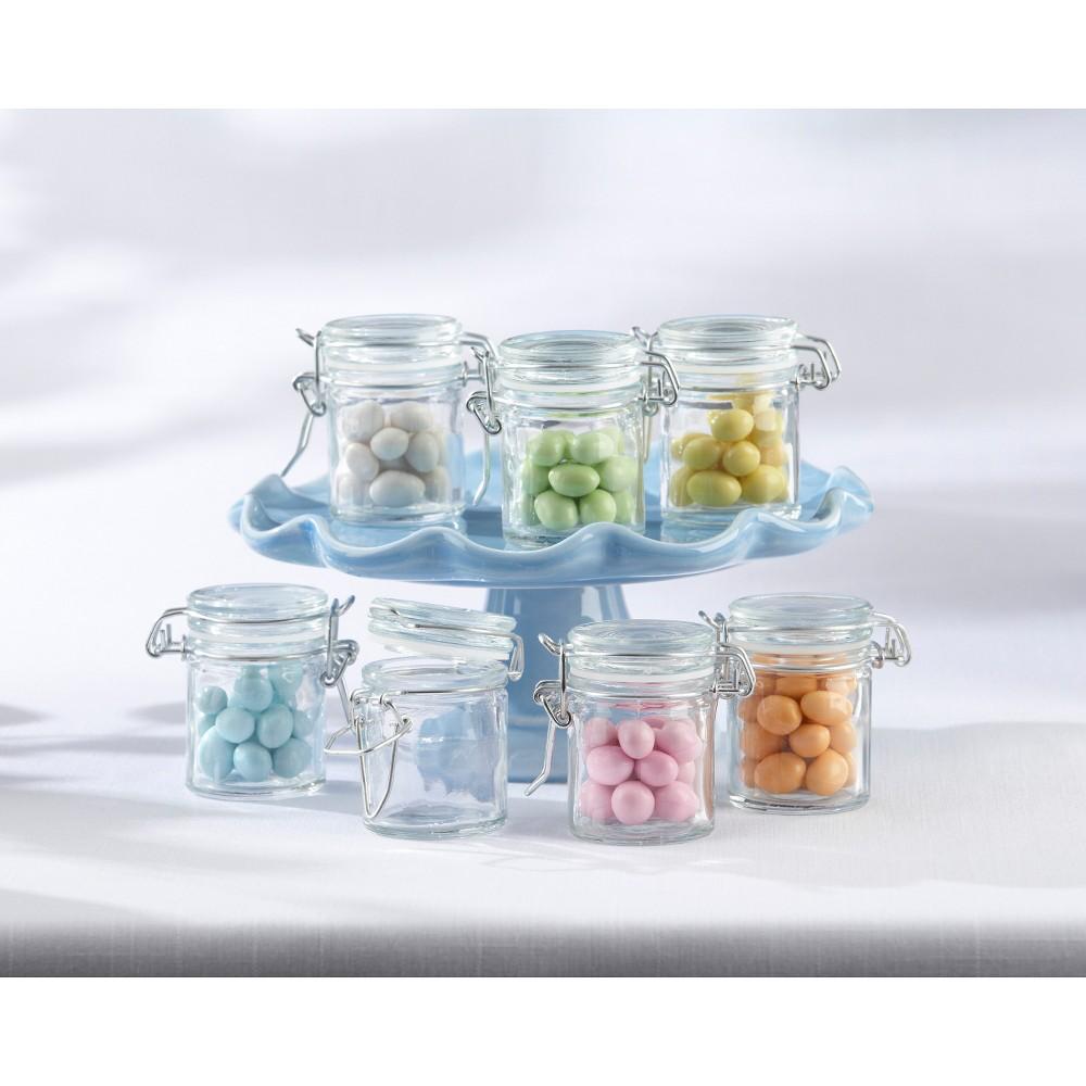 Image of 12ct Kate Aspen Glass Favor Jars
