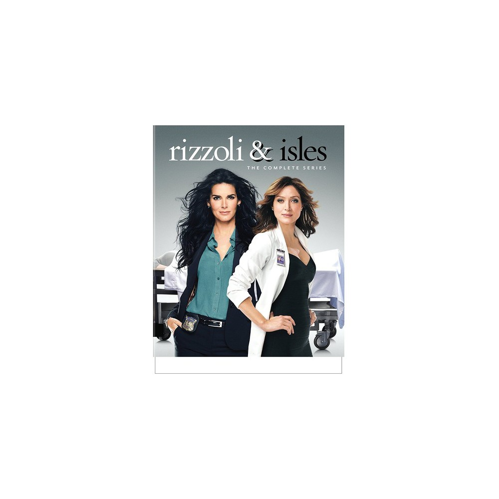 Rizzoli & Isles:Complete Series (Dvd)