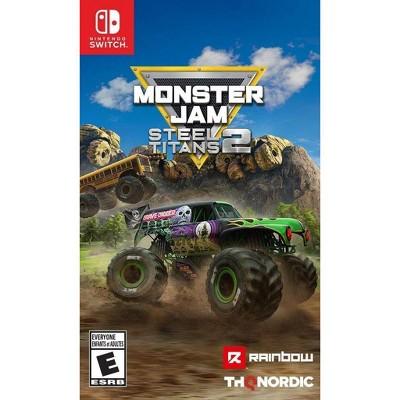 Monster Jam: Steel Titans 2 - Nintendo Switch