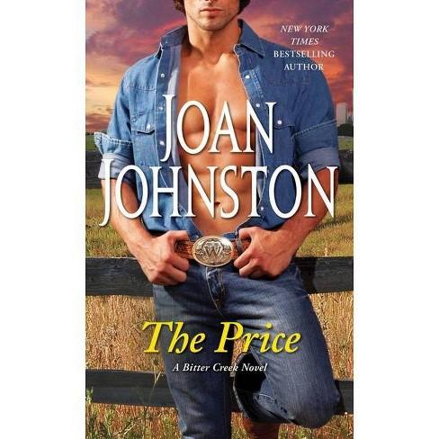 The Price - (Bitter Creek Novel) by  Joan Johnston (Paperback) - image 1 of 1