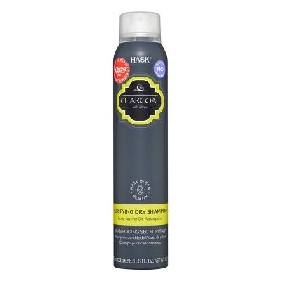 Hask Charcoal Purifying Dry Shampoo - 6.3 fl oz