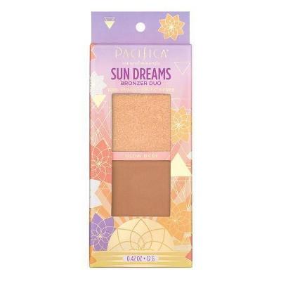 Pacifica Sun Dreams Bronzer Duo - 0.42oz