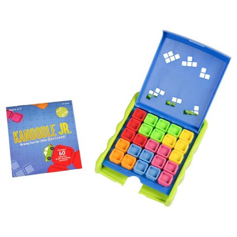 Educational Insights Kanoodle Jr. Spatial Reasoning Strategy Game 8pc - image 1 of 10