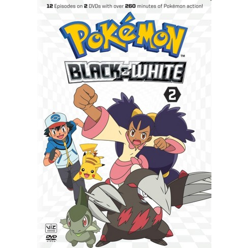 Pokemon: Black & White - Set 2 (DVD) - image 1 of 1