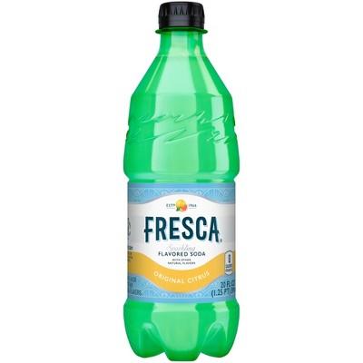 Fresca Original Citrus - 20 fl oz Bottle