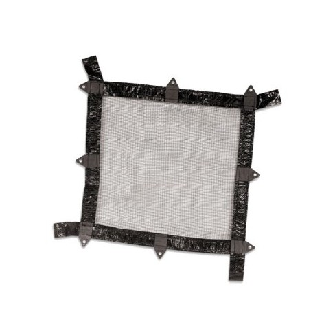 Swimline Deluxe Rectangular In-Ground Pool Closing Leaf Net Cover 16' x 24' - Black - image 1 of 1