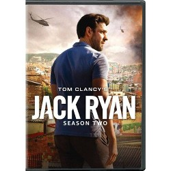 Tom Clancy's Jack Ryan - Season Two (DVD)