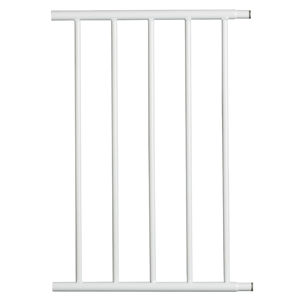 Carlson Extension for Mini Gate - White - 12