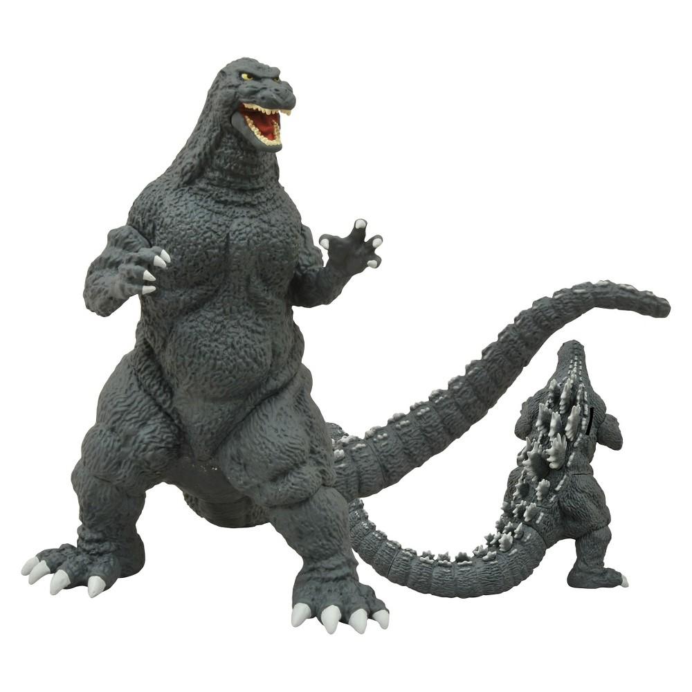 Diamond Godzilla 1989 Vinyl Bank Battle Action Role Play Figure