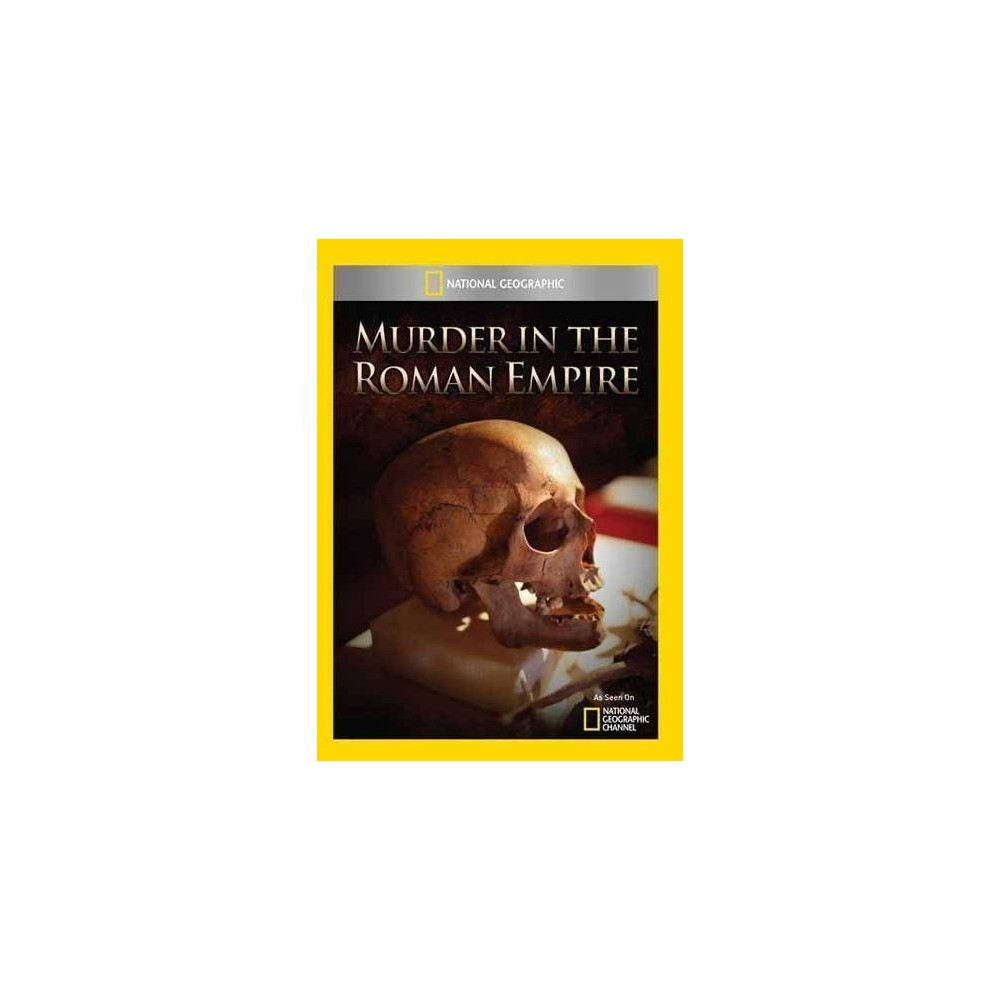 National Geographic: Murder In The Roman Empire (Dvd)