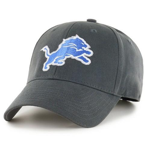 9ff96ccdf29 NFL Detroit Lions Classic Adjustable Cap Hat By Fan Favorite   Target