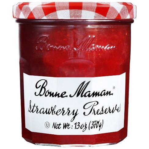 Bonne Maman Strawberry Preserves - 13oz - image 1 of 4