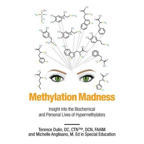 Methylation Madness - by  Terence Dulin & Michelle Anglisano (Paperback) - image 1 of 1