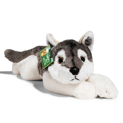"FAO Schwarz Adopt A Wild Pal Endangered Red Wolf - 15"" Toy Plush"