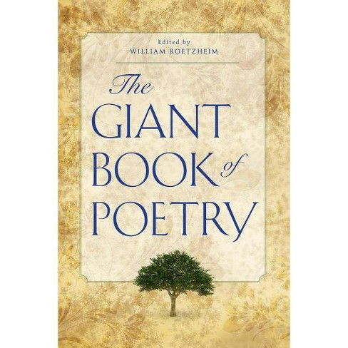 The Giant Book of Poetry - by  William H Roetzheim (Paperback) - image 1 of 1