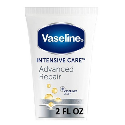 Vaseline Advance Repair Fragrance Free Hand and Body Lotion - 2 fl oz