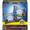 Oreo Thins Bites Fudge Dipped Sandwich Cookies Multipack - 20ct - image 2 of 4