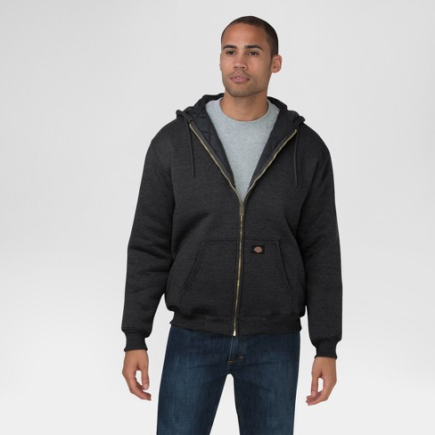 Dickies Men's Heavyweight Fleece Hoodie - image 1 of 2