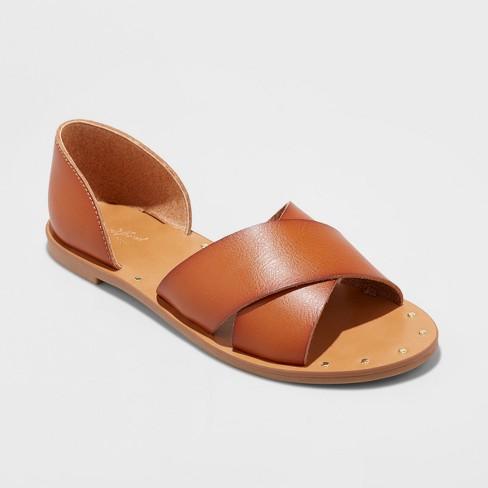 2ff0bb02d25ee Women s Lois Open Toe Slide Sandals - Universal Thread™   Target