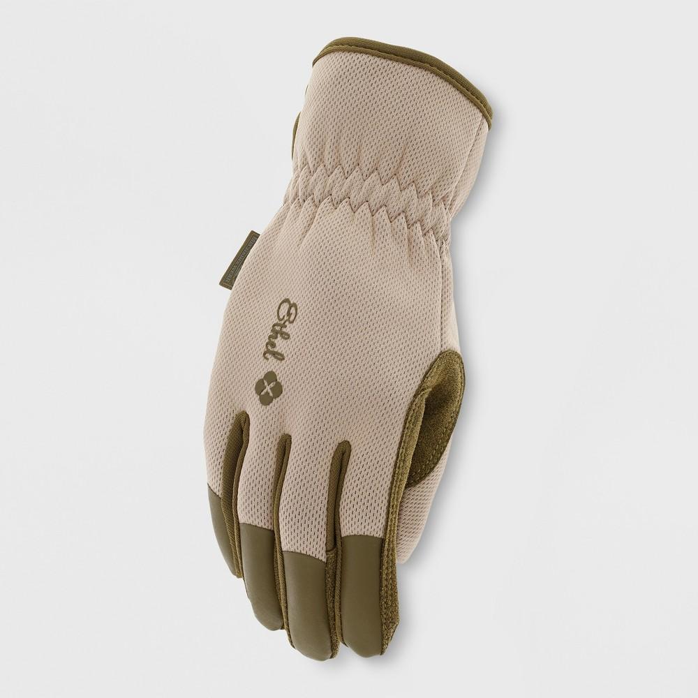 Image of Ethel Gardening Gloves Blush L - Mechanix Wear, Size: Large, Pink