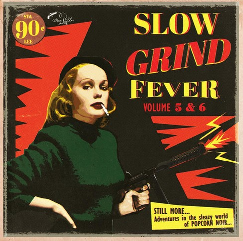 Various - Slow Grind Fever Vol 5 & 6 (CD) - image 1 of 1
