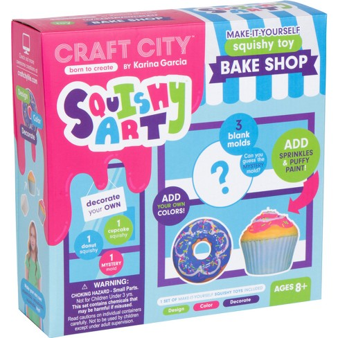 karina garcia diy squishy art bake shop by craft city target