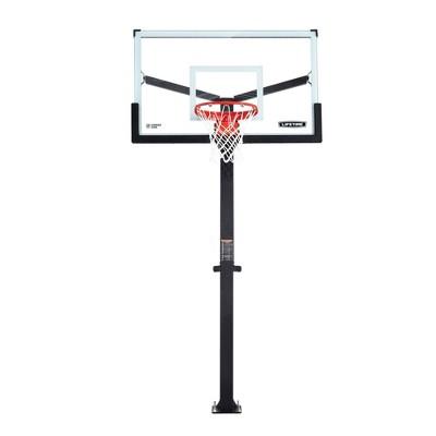 """Lifetime 60"""" Mammoth Bolt Down Basketball Hoop"""