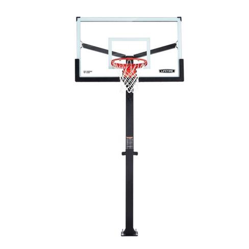 "Lifetime 60"" Mammoth Bolt Down Basketball Hoop - image 1 of 4"