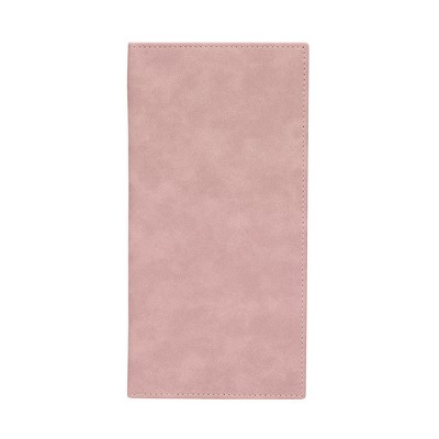 Travel Smart RFID-Blocking Organizer/Passport Holder - Pink