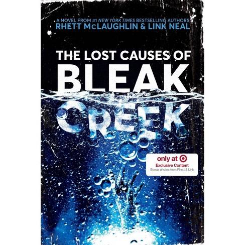 Lost Causes of Bleak Creek - Target Exclusive Edition by Rhett McLaughlin (Hardcover) - image 1 of 1