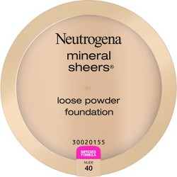 Neutrogena Mineral Sheers loose Powder - 40 Nude