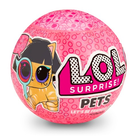 L O L Surprise Eye Spy Pets Series 1 2 Target