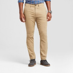 dcdc9644d80 Men s Athletic Fit Hennepin Chino Pants - Goodfellow   Co™ Light ...