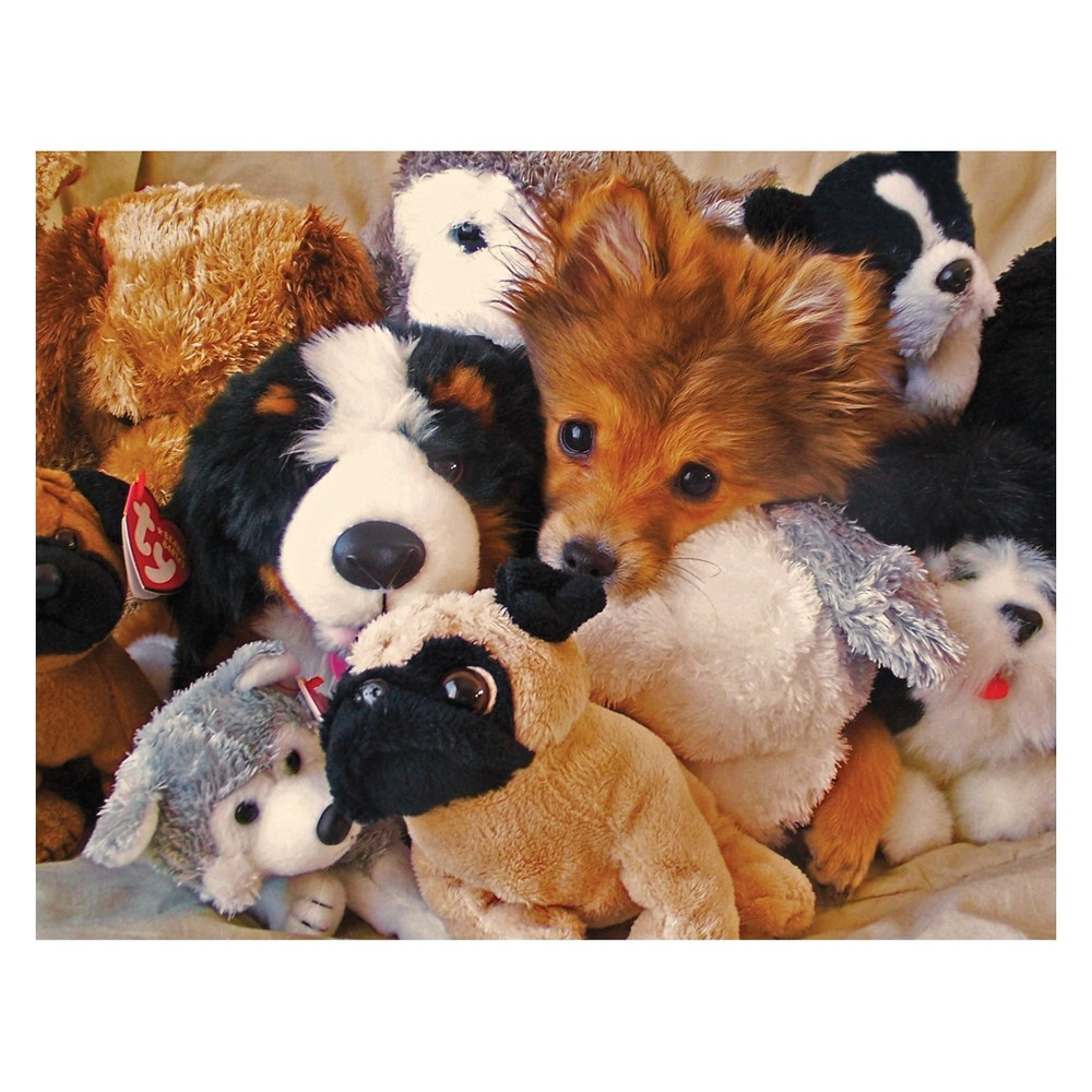 Springbok Playtime Puppies 400pc Jigsaw Puzzle