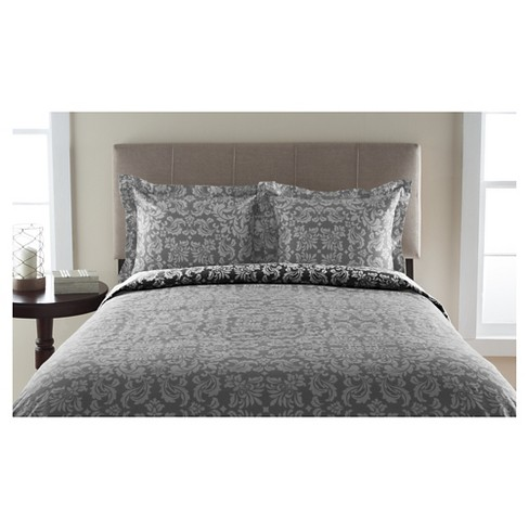 300tc Canterbury Scroll 100% Cotton Duvet Set - image 1 of 1