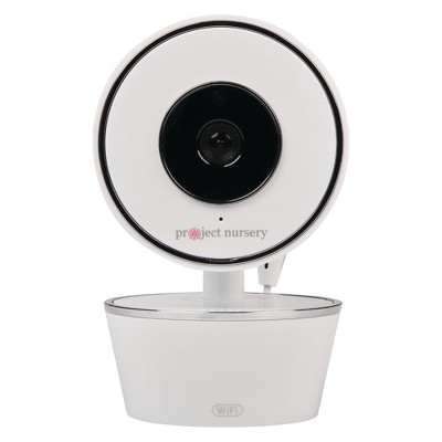 Project Nursery Smart Baby Wi-Fi Baby Monitor