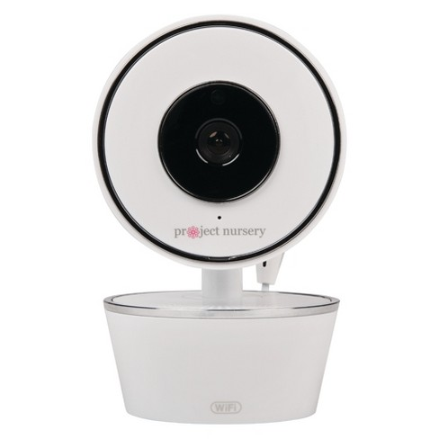 Project Nursery Smart Baby Wi-Fi Baby Monitor - image 1 of 4