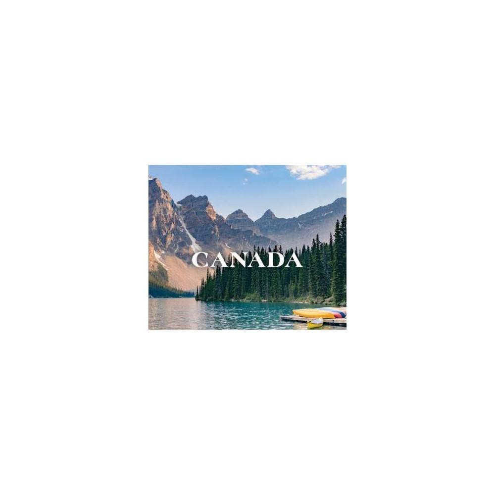 Canada - (Hardcover), Books