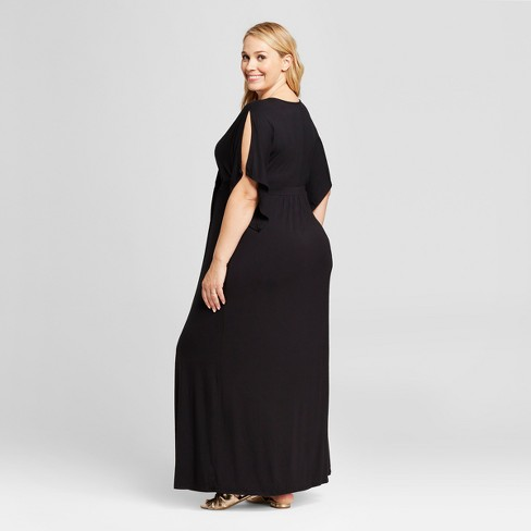7ed5eb8d6f7b5 Maternity Plus Size Kimono Sleeve Dress - Isabel Maternity by Ingrid    Isabel™