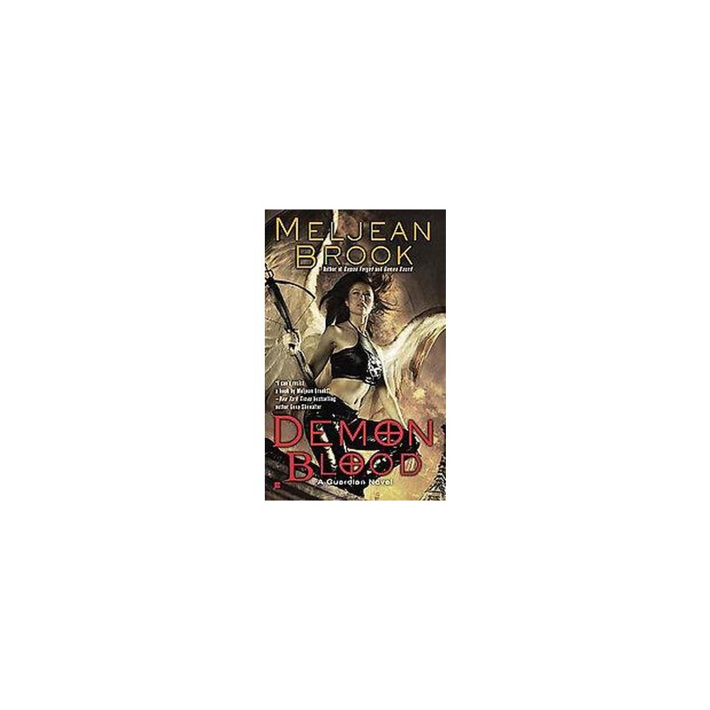 Demon Blood (Paperback) (Meljean Brook)