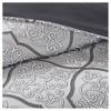 Octavia Jacquard Comforter Set - 12pc - image 3 of 4