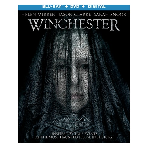 WINCHESTER (Blu ray +DVD) - image 1 of 1