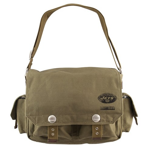 New York Jets Little Earth Prospect Messenger Bag - image 1 of 1